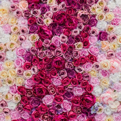 Šopek v roza odtenkih