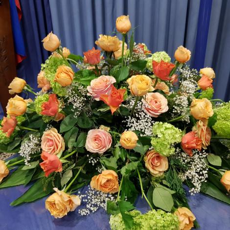 Cvetlični aranžma